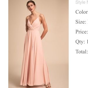BHLDN Eva Dress. Worn once.